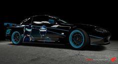 Daft Punk TRON Legacy car