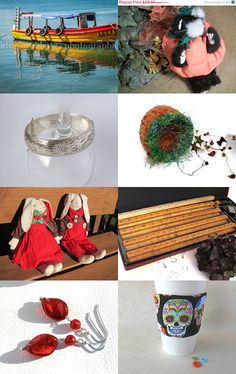 Unique Fall Faves by Angie Bisset on Etsy--Pinned with TreasuryPin.com