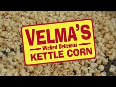 Christmas Gift Ideas For Wife, Husband - Kettle Corn! $20 http://velmas.org