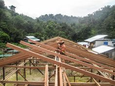 The Soul of a Community: How a Young Architect Helped Resurrect a Village Longhouse in Borneo
