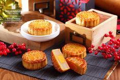 Celebrating this Mid-Autumn Festival with Millennium Vee Hotel Taichung with their exquisite package of mooncakes