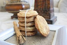 Snickerdoodles Small Spoon, Yummy Treats, Sweets, Bread, Cakes, Baking, Desserts, Food, Tailgate Desserts