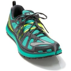 If your prefer a trail over a treadmill, choose the minimalistic women's Brooks PureGrit 2 trail-running shoes.