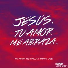 Dios perdona mis pecados aun sin merecerlo. #TuAmorNoFalla, el nuevo #tema + #videoclip de Travy Joe. ➜  youtu.be/5u2enVqsSCI