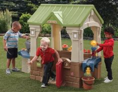 Step 2® 'Great Outdoors' Playhouse - Sears | Sears Canada