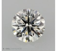 GIA Graded Round Diamond - 0.9 Carat, J Color, VVS1 Clarity