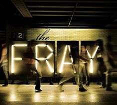 The Fray is one of my favorite bands