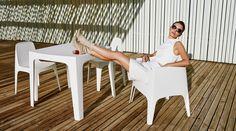 Vondom es una empresa líder en producción de muebles contract de diseño, macetas, iluminación y alfombras de vanguardia para proyectos contract.