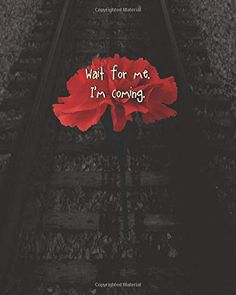 Wait for Me. Musical Theatre Quotes, Broadway Theatre, Blank Journal, Music Mood, Theatre Nerds, Backrounds, Hades, Lyric Quotes, Depressed