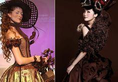 Chocolate Dress Edible Clothing