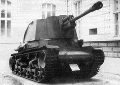 Romanian TACAM R-2 tank destroyer