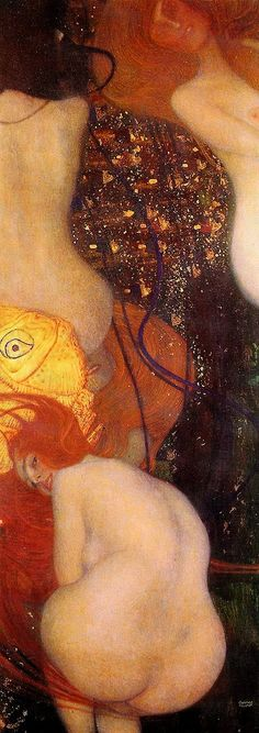 Goldfish ~ Klimt