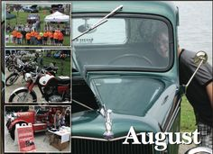 Annual Car & Bike Show at Lakefront Park.