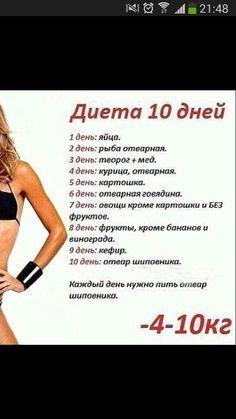 экспресс диета 10 кг счастья