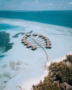 70 Best Overwater bungalows images in 2019   Overwater