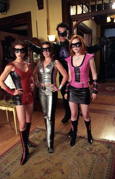 Show Charmed Super Heroes | Superhero - Charmed Wiki - For all your Charmed needs!