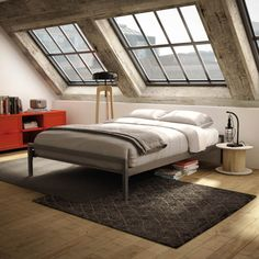 Uptown Bedframe - Viking Casual Furniture
