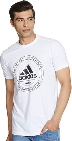 Best Mens T Shirts, T Shirts For Women, Camisa Nike, Adidas Outfit, Personalized T Shirts, Apparel Design, Workout Wear, Adidas Men, Shirt Designs