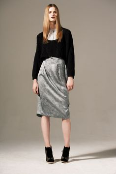 Preen by Thornton Bregazzi Pre-Fall 2011 Fashion Show