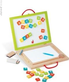 Janod Magic case `One size Age : From 3 to 8 years Fabrics : Wood, Plastic, Magnet Length : 37 cm, Width : 30 cm, Thickness 4 cm. http://www.comparestoreprices.co.uk/january-2017-7/janod-magic-case-one-size.asp