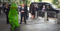 Internet Strikes Back After Clinton Defames Pepe