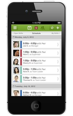 employee tracking app iphone