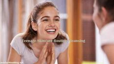 Cleansing means to rinse off all dirt and pollution from your skin. For this purpose, you can use any kind of face wash or a milky cleanser according to your skin type. Beauty Tips And Secrets, Beauty Hacks, Wash Your Face, Face Wash, Pedicure At Home, Bright Skin, Oily Skin, Glowing Skin, Healthy Skin