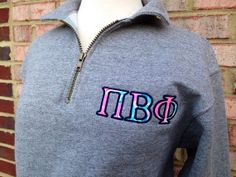 lilly pulitzer sorority sweatshirt greek letters quarter zip sweatshirt lilly fabric style