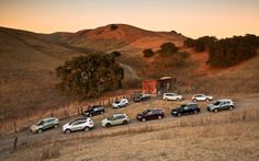 Our 2013 Motor Trend SUV of the Year Contenders