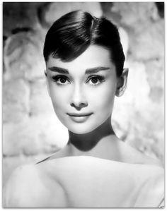 Ms. Audrey Hepburn.