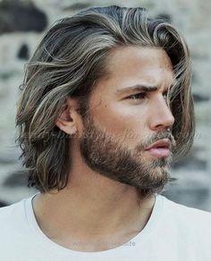 Medium Length Hairstyles for Men   Hairstyles 2017…  http://www.wowhairstyles.site/2017/08/02/medium-length-hairstyles-for-men-hairstyles-2017/