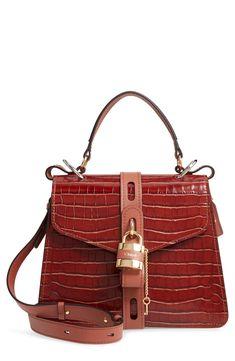 Chloe Handbags, Day Bag, Crocs, Nordstrom, Shoulder Bag, Band, Leather, Sash, Shoulder Bags