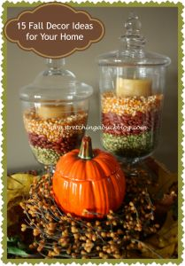 15 Fall Decor Ideas for Your Home + 5 Tips to Save Money on Fall Decor