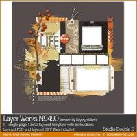 Layer Works No. 490
