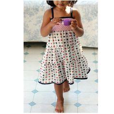 Free Summer dress Sewing Pattern