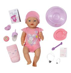 BABY BORN Puppe interactive von Zapf Creation