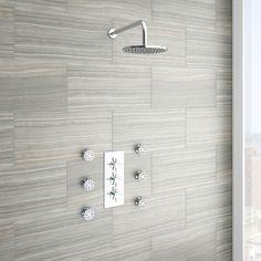 Monza 'Bone' Wood Effect Wall and Floor Tiles