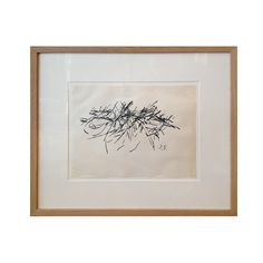 Dessin original de Jacques Germain 1960 > Boutique en ligne : www.dedde-art.com