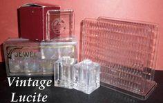 images Napkin Holders, Salt Pepper Shakers, Napkins, Mid Century, Plastic, Jewels, Retro, Kitchen, Ebay