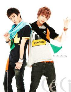 Chunji & L.Joe