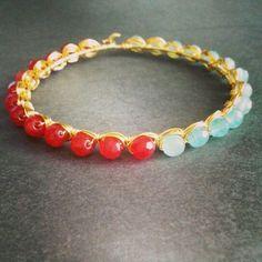 Jewelry www.claudiaalvarez.etsy.com. Austin, Tx