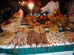 love outdoor food markets