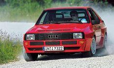 Klassische Autos: Audi Sport quattro Autos Source by autozeitung Audi Quattro, Sport Quattro, Audi 100, Luxury Car Rental, Luxury Cars, Audi Sport, Sport Cars, Classic Motors, Classic Cars
