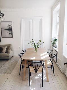 Home Decor Recibidor .Home Decor Recibidor Dining Nook, Dining Room Design, Simple Interior, Home Interior, Dining Room Inspiration, Home Decor Inspiration, Home Decor Signs, Cheap Home Decor, Ideas Hogar