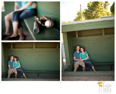 Elena and Brent {Minnesota Engagement Photography} | Katie Brock Photography