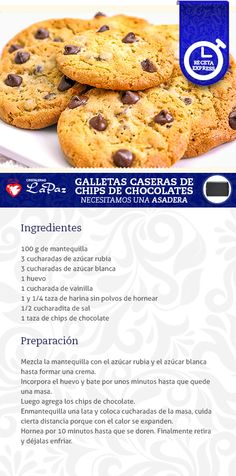 Cookie Recipes, Dessert Recipes, Desserts, Yummy Drinks, Yummy Food, Baking Powder Biscuits, Choco Chips, Food Humor, Cakes And More