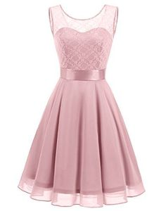 online shopping for BeryLove Women's Short Floral Lace Bridesmaid Dress A-Line Swing Party Dress from top store. See new offer for BeryLove Women's Short Floral Lace Bridesmaid Dress A-Line Swing Party Dress Short Lace Bridesmaid Dresses, Grad Dresses, Mothers Dresses, Dresses For Teens, Homecoming Dresses, Short Dresses, Wedding Dresses, Sexy Dresses, Lace Bridesmaids