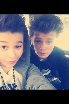 Leo and Charlie