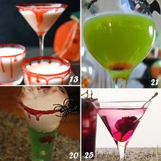 26 DIY Drinks Will Get You Scary Drunk This Halloween