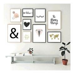 Set de 9 cuadros modernos - Wild and Free - Hoku Deco Diy Room Decor For Teens, Room Ideas Bedroom, Home Decor Bedroom, Creative Wall Decor, Creative Walls, Toilet Room Decor, Wall Collage Decor, Cafe Wall, Islamic Wall Art